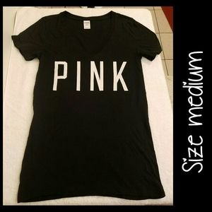 VS PINK Tshirt Size Medium